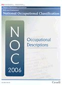 National Occupational Classification 2006
