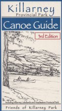 Killarney Provinical Park Canoe Guide, 3rd Edition